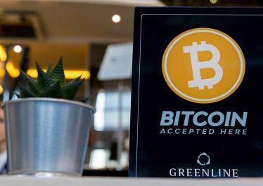 accept bitcoin store