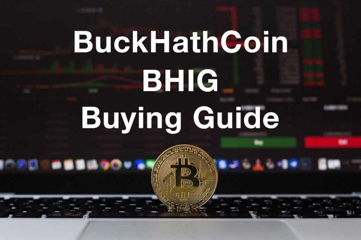 how where to buy buckhathcoin
