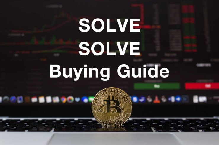 how where to buy solve