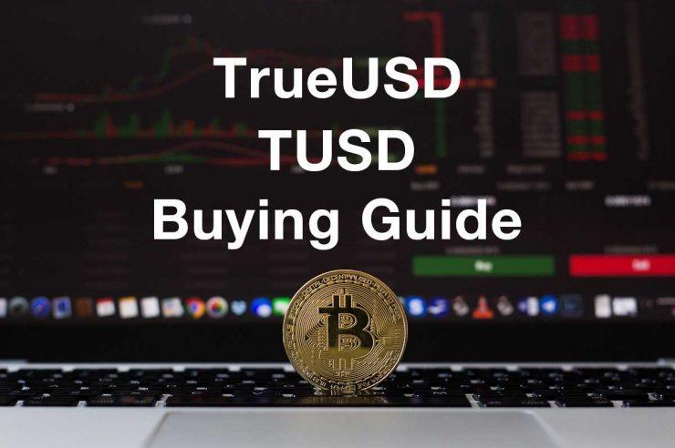 how where to buy trueusd