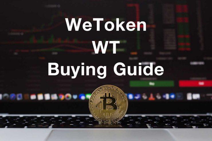 how where to buy wetoken